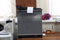 Радиатор охлаждения двигателя. Isuzu NPR Isuzu NQR Isuzu Elf