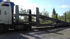LOHR 8/4, 2011. Продается прицеп автовоз 2011г. в, 20 000 кг.