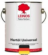 Масло с воском Leinos для стен и потолков бесцв. |Лайнос - 2,5л