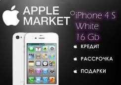 Apple iPhone 4s 16Gb. Новый