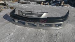 Бампер. Toyota Caldina, AT211