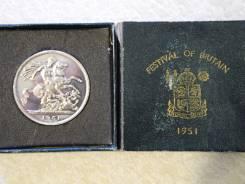 Продам монету Крона - Великобритания