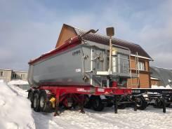 Carnehl. Полуприцеп самосвальный 2013г., 38 500 кг.