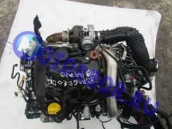 Двигатель RENAULT Laguna 2 2,0 DCI мощность 150 л.с маркировка M9RA740 2004 RENAULT Laguna 2