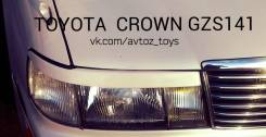 Накладка на фару. Toyota Crown