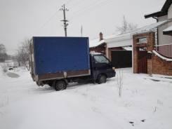 Hyundai Porter. Хендай портер, 2 450 куб. см., 980 кг.