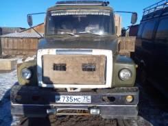 ГАЗ 3307. ГАЗ3307, 4 000 куб. см., 4 500 кг.