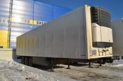 Schmitz. Рефрижератор 2007г. в., 31 000 кг.