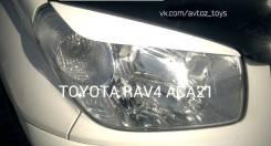 Накладка на фару. Toyota RAV4, ACA21W, ACA21