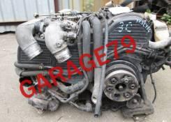 Двигатель. Toyota Estima Lucida, CXR20 Двигатель 3CT. Под заказ