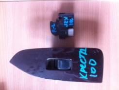 Кнопка стеклоподъемника задняя Toyota Mark II/Cresta/Chaser #X10#