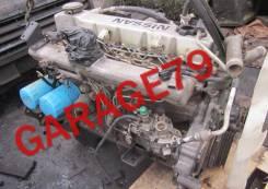 Двигатель. Nissan Safari, WYY60, VRY60, WRGY60, WRY60, VRGY60, WGY60, FGY60 Двигатель TD42. Под заказ