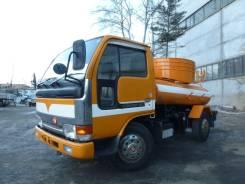 Nissan Condor. Без Пробега, Полная пошлина, ПТС оригинал, Ассенизационный грузовик., 4 200 куб. см., 3 000 кг.