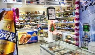 Продуктовый магазин + бар, аренда 10 000 руб