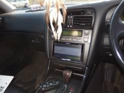 Патрубок воздухозаборника. Toyota Aristo, JZS161, JZS160