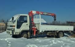Isuzu Forward. Продам эвакуатор-грузовик , 7 127 куб. см., 5 000 кг.