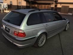Крышка багажника. BMW 3-Series, E46/2, E46/2C, E46/3, E46/4, E46/5 Двигатели: M43B19, M52TUB25, M52TUB28, M54B22, M54B25, M54B30, N42B20