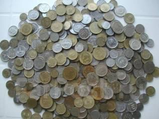 Приму в дар любые Монеты , монеты СССР , жетоны .