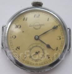 Часы, старинные, наручные, командира РККА. Оригинал