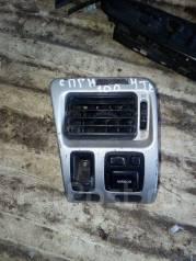 Кнопка управления зеркалами. Toyota Sprinter, AE100