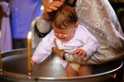 Фотосессии крещения, крестин.
