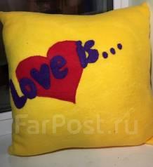 Продам декоративную подушку