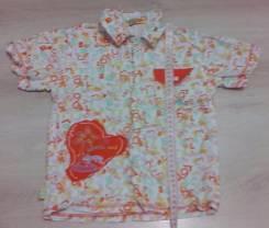 Рубашки. Рост: 98-104, 104-110 см