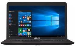 "Asus. 17.3"", 2,3ГГц, ОЗУ 4096 Мб, диск 500 Гб, WiFi, Bluetooth, аккумулятор на 4 ч."