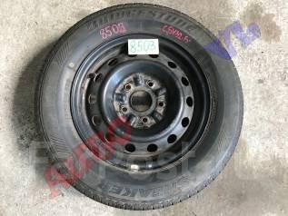 Штампованный диск с резиной Bridgestone Sneaker 185/70 R14. 5.5x14 5x114.30