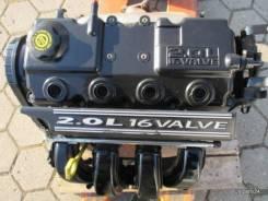 Контрактный двигатель Крайслер Неон 1998 г ECB 2.0 л бензин