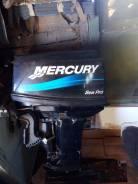 Mercury. 25,00л.с., 2х тактный, бензин, нога S (381 мм), Год: 2008 год
