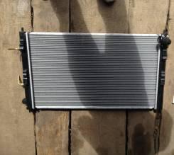 Радиатор охлаждения двигателя. Mitsubishi Outlander Mitsubishi Lancer Mitsubishi ASX