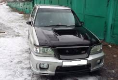 Капот. Subaru Forester, SF5, SF9 Двигатель EJ205