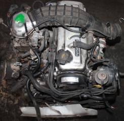 Двигатель в сборе. Nissan Vanette Largo, KMGNC22 Двигатель CA20S