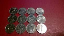 Сомалиленд набор Знаки Зодиака (12 монет) 10 шиллингов 2006 .