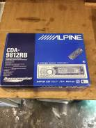 Магнитола Alpine CDA-9812 (Новая) (обмен на Denon)