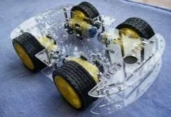 Платформа для робота 4WD Arduino Itslab