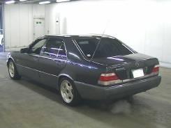 Бампер. Mercedes-Benz S-Class, W140