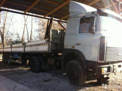 МАЗ 5432. Продается тягач Маз 5432, 14 860 куб. см., 20 000 кг.