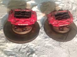 Тормозная система. Nissan Silvia, S15, S14