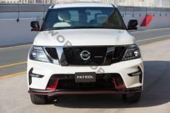 Обвес кузова аэродинамический. Nissan Patrol, Y62 Subaru Bistro