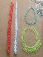 Плетение украшений из бус и бисера