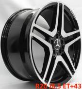 Mercedes AMG. 8.5x20, 5x112.00, ET43, ЦО 66,6мм.