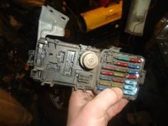 Блок предохранителей. Mitsubishi Diamante, F15A Двигатель 6G73