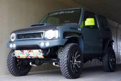 Расширитель крыла. Suzuki Jimny, JB43, JB33W, JB23W, JB43W Suzuki Jimny Wide, JB33W, JB43W