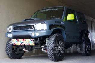 Расширитель крыла. Suzuki Jimny, JB23W, JB33W, JB43, JB43W Suzuki Jimny Wide, JB33W, JB43W