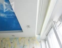Натяжные потолки от 100 руб м2 Замер бесплатно!