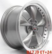 Оригинал! OE Wheels 8182058 R17 J9 ET+24 5Х114,3 [1833]. 9.0x17, 5x114.30, ET24, ЦО 70,8мм.
