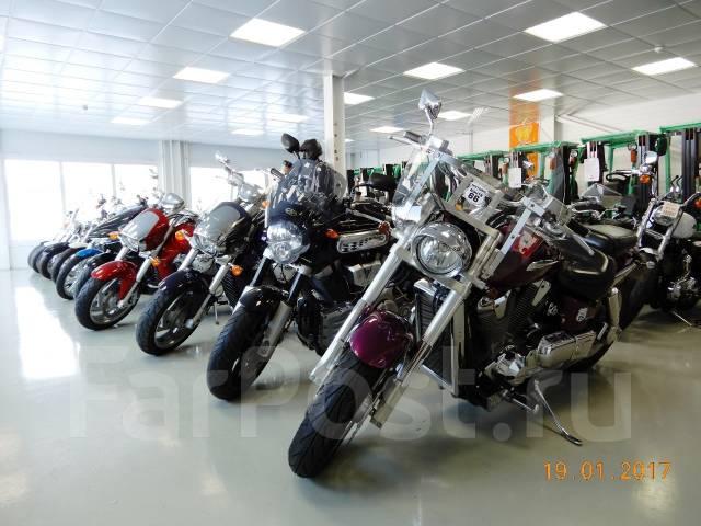 Мотоциклы с японских аукционов. Постоянно свежие поступления! Скидки!