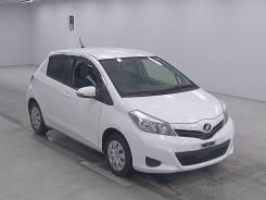 Toyota Vitz. KSP130